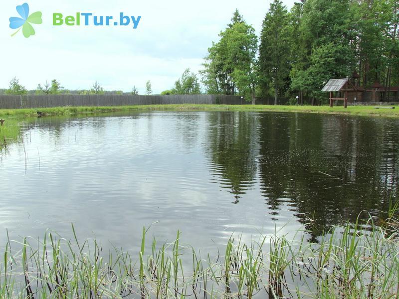 Отдых в Белоруссии Беларуси - дом охотника Глухариный ток - Рыбалка