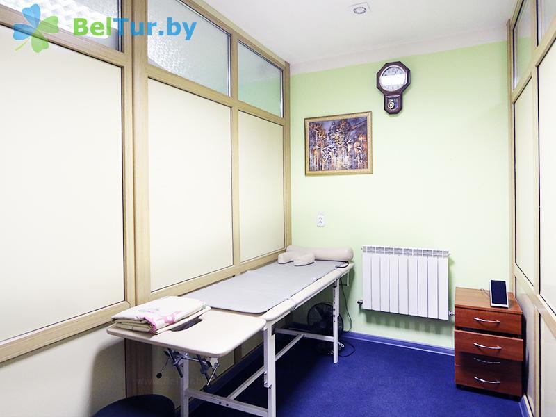 Отдых в Белоруссии Беларуси - гостиничный комплекс Изумруд - Стоунтерапия
