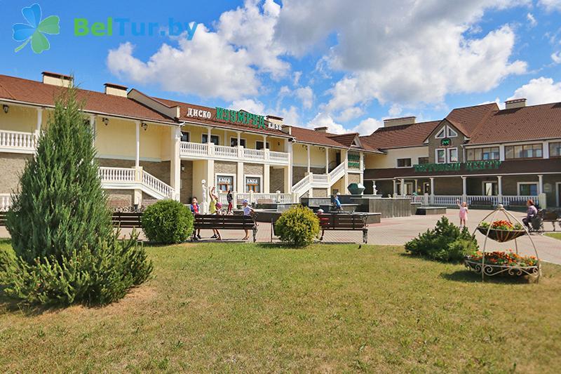Отдых в Белоруссии Беларуси - гостиничный комплекс Изумруд - гостиница