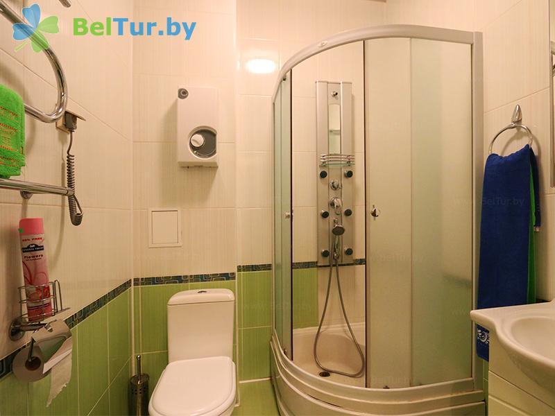 Отдых в Белоруссии Беларуси - гостиничный комплекс Изумруд - двухместный однокомнатный (гостиница)