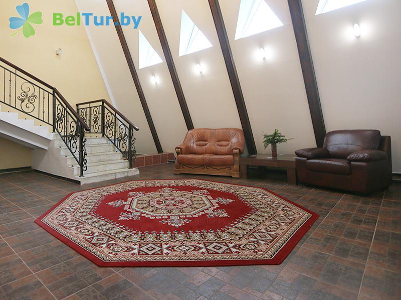 Отдых в Белоруссии Беларуси - гостиница Войтов мост - Регистратура