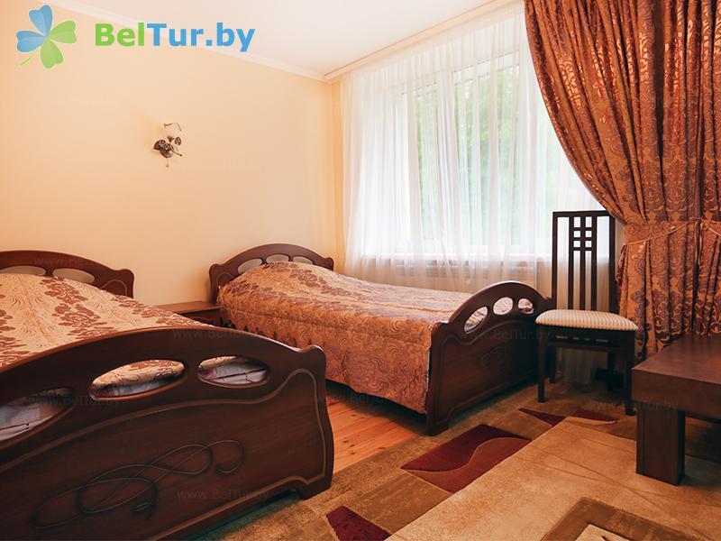 Отдых в Белоруссии Беларуси - гостиница Войтов мост - двухместный однокомнатный (гостиница)