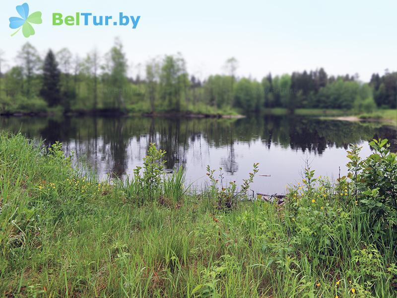 Отдых в Белоруссии Беларуси - гостиница Войтов мост - Водоём