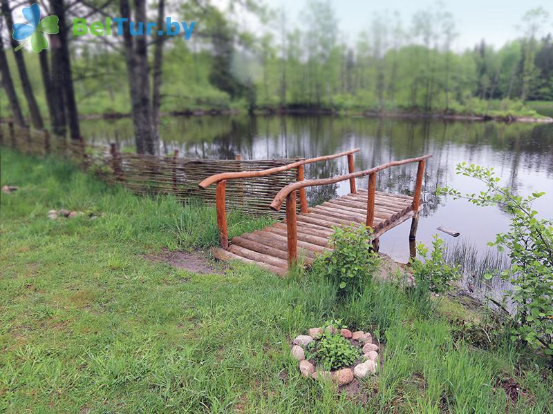 Rest in Belarus - hotel Voitov most - Fishing