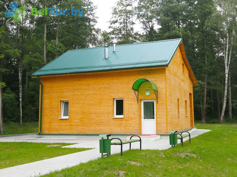 Отдых в Белоруссии Беларуси - гостиница Войтов мост - баня