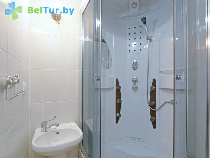 Rest in Belarus - hotel Voitov most - one-room double (hotel)
