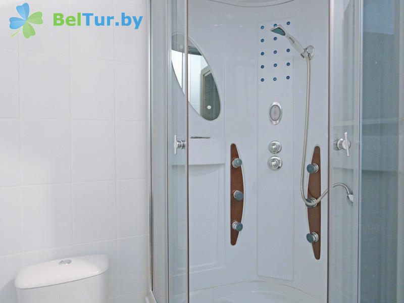 Rest in Belarus - hotel Voitov most - one-room double suite (hotel)