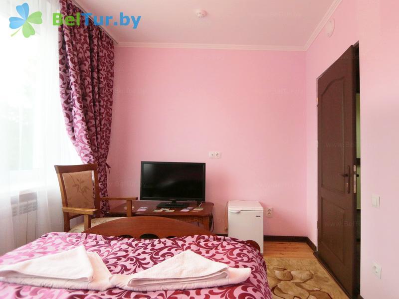 Отдых в Белоруссии Беларуси - гостиница Войтов мост - двухместный однокомнатный люкс (гостиница)