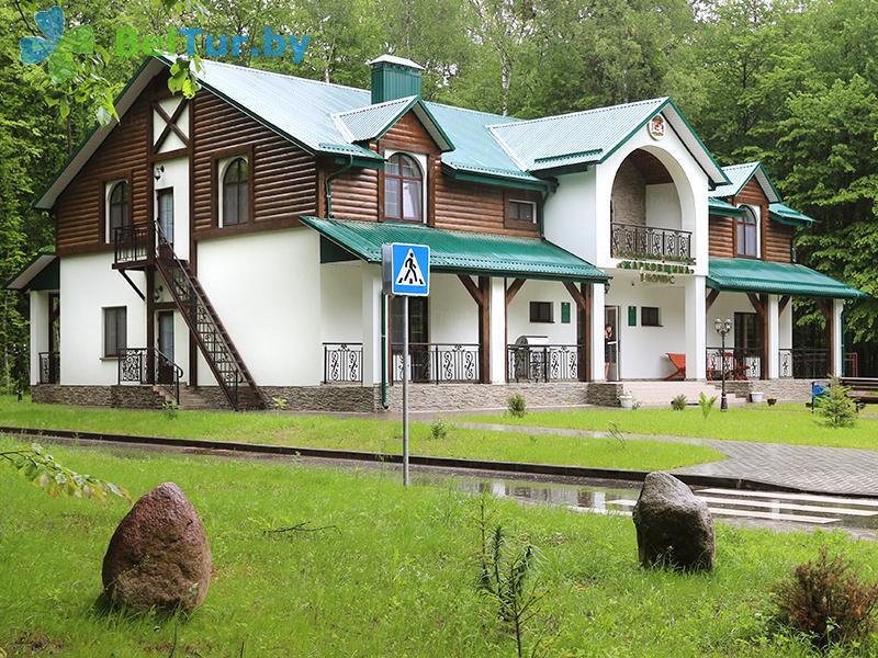 Отдых в Белоруссии Беларуси - гостиничный комплекс Жарковщина - корпус №1