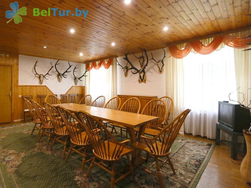 Отдых в Белоруссии Беларуси - гостиничный комплекс Жарковщина - Банкетный зал