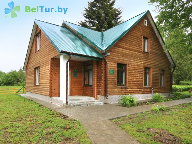 Отдых в Белоруссии Беларуси - гостиничный комплекс Жарковщина - корпус №3