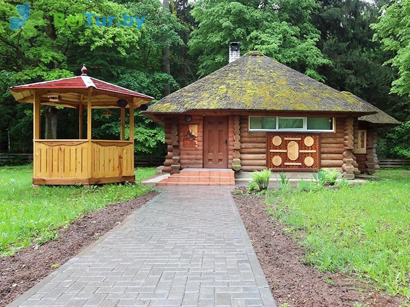Отдых в Белоруссии Беларуси - гостиничный комплекс Жарковщина - баня