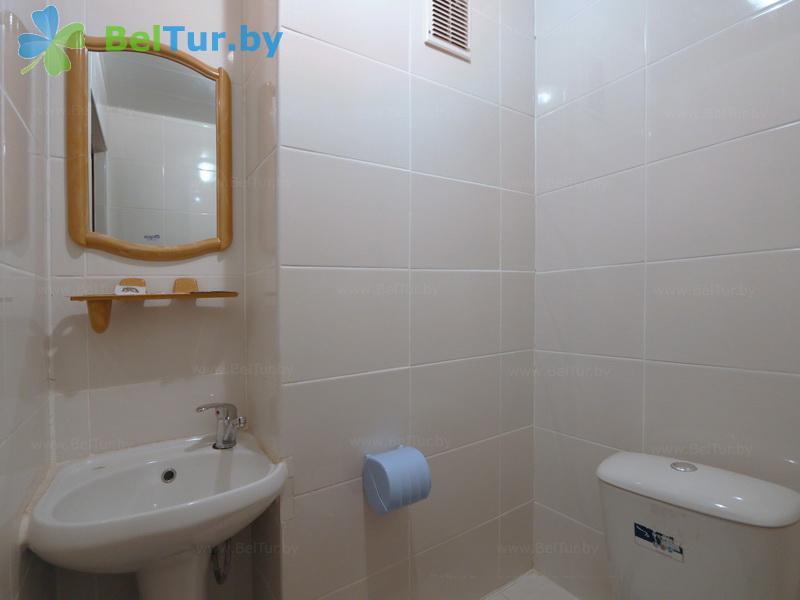 Отдых в Белоруссии Беларуси - гостиничный комплекс Жарковщина - двухместный однокомнатный (корпус №3)