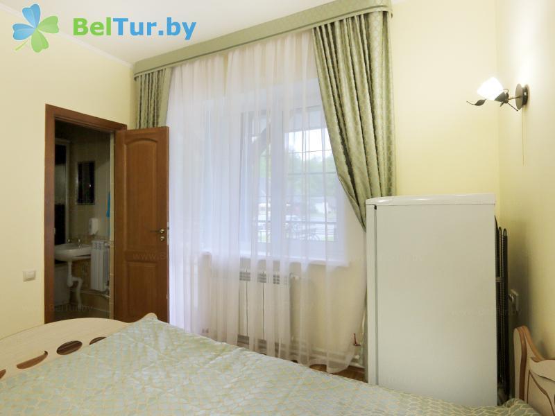 Отдых в Белоруссии Беларуси - гостиничный комплекс Жарковщина - двухместный однокомнатный полулюкс (корпус №1)