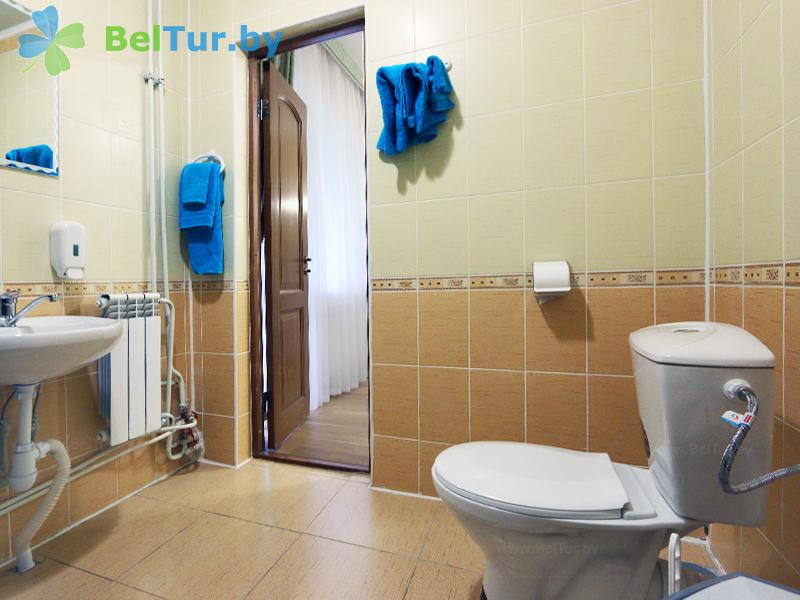 Rest in Belarus - hotel complex Zharkovschina - one-room double junior suite (building №1)