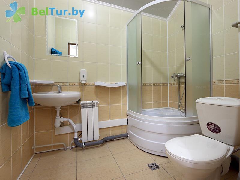 Отдых в Белоруссии Беларуси - гостиничный комплекс Жарковщина - двухместный однокомнатный (корпус №1)