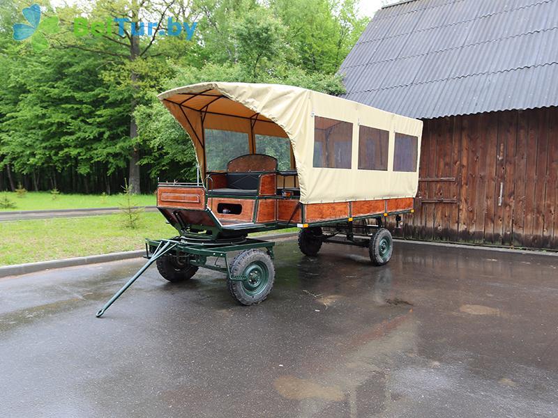 Отдых в Белоруссии Беларуси - гостиничный комплекс Жарковщина - Пункт проката