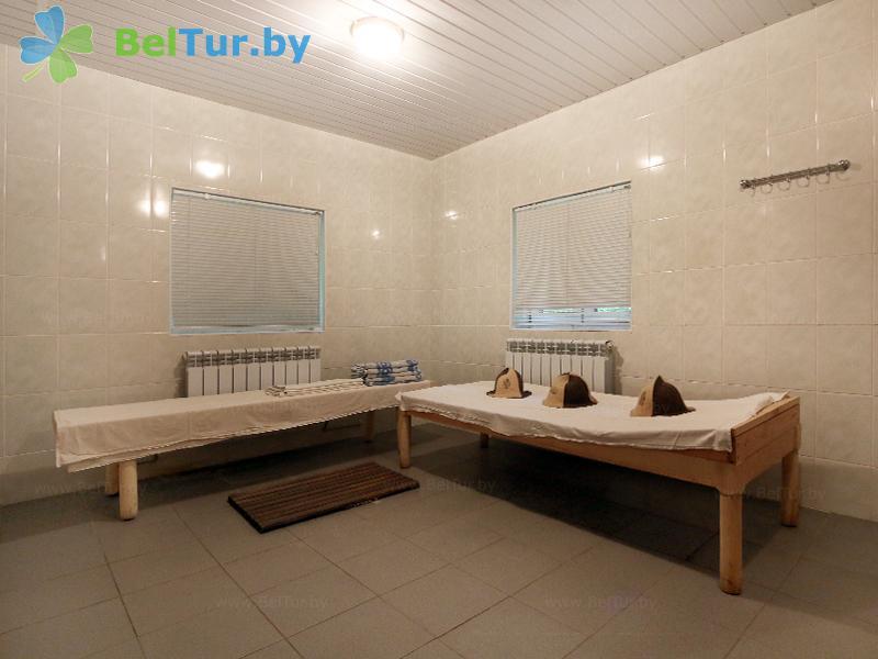 Отдых в Белоруссии Беларуси - гостиничный комплекс Жарковщина - Баня русская