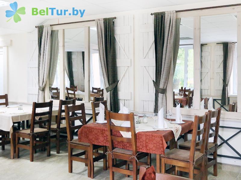 Отдых в Белоруссии Беларуси - гостиница Туров плюс - Кафе