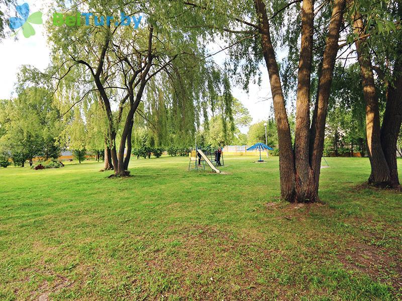 Отдых в Белоруссии Беларуси - гостиница Туров плюс - Территория и природа
