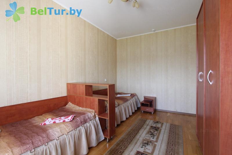 Отдых в Белоруссии Беларуси - база отдыха Дом Рыбака - двухместный в блоке (гостиница)