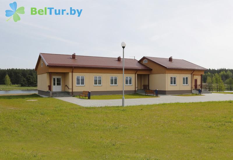 Отдых в Белоруссии Беларуси - база отдыха Дом Рыбака - гостевой дом №7