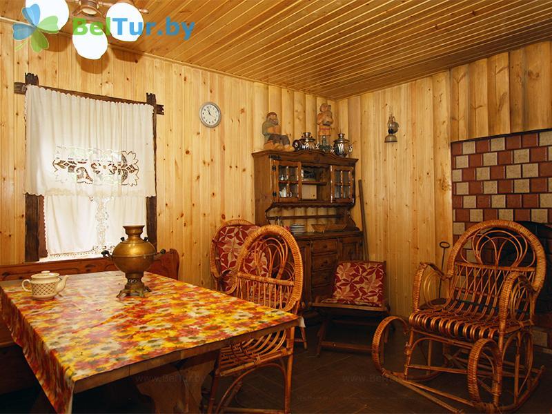 Отдых в Белоруссии Беларуси - база отдыха Комарово - Баня русская