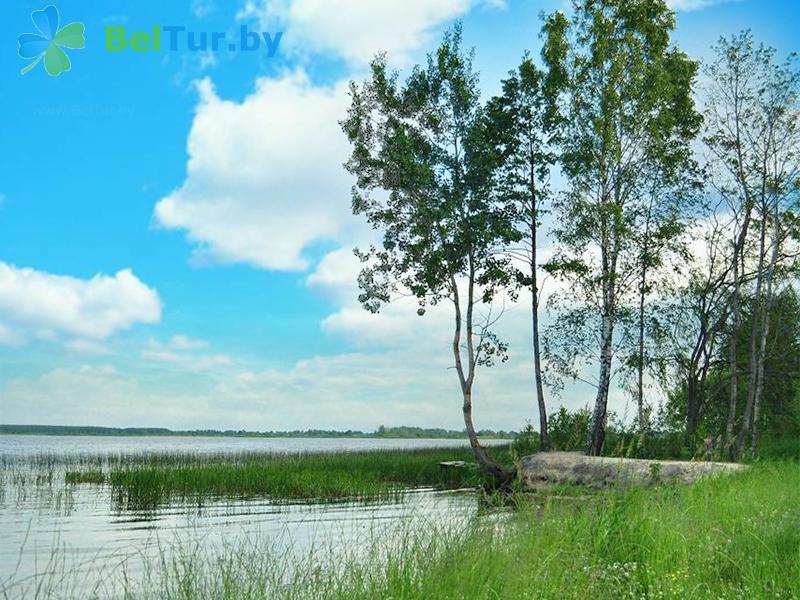 Отдых в Белоруссии Беларуси - база отдыха Комарово - Водоём