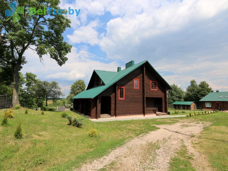 Отдых в Белоруссии Беларуси - дом охотника Новогрудский - Территория и природа