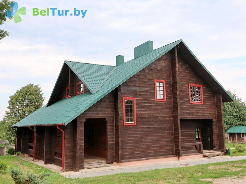 Отдых в Белоруссии Беларуси - дом охотника Новогрудский - гостевой дом