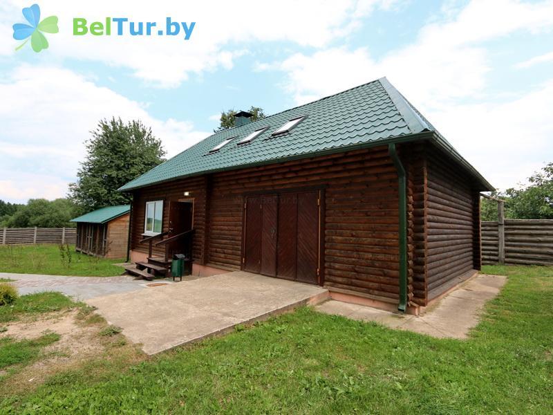 Отдых в Белоруссии Беларуси - дом охотника Новогрудский - баня