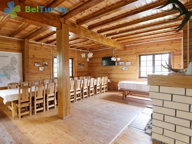 Отдых в Белоруссии Беларуси - дом охотника Новогрудский - Номерной фонд