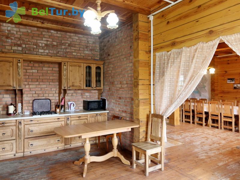 Отдых в Белоруссии Беларуси - дом охотника Новогрудский - дом (8 человек) (гостевой дом)