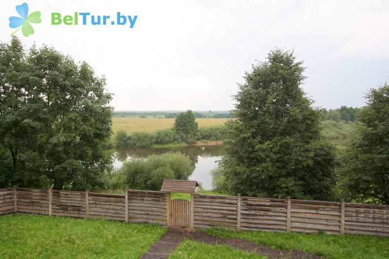 Rest in Belarus - hunter's house Novogrudsky - Territory