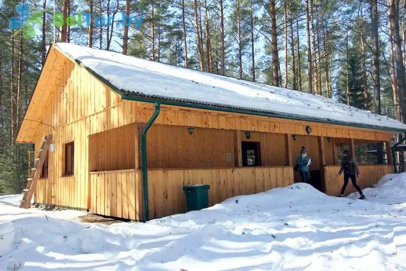 Отдых в Белоруссии Беларуси - база отдыха Загородный клуб Фестивальный - коттедж «Альпийский»