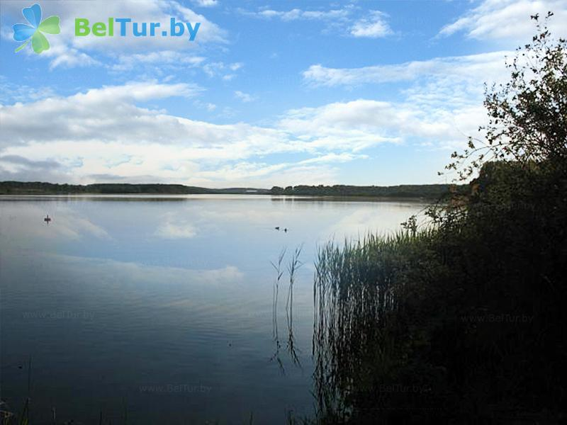 Отдых в Белоруссии Беларуси - оздоровительный комплекс Огонёк - Водоём