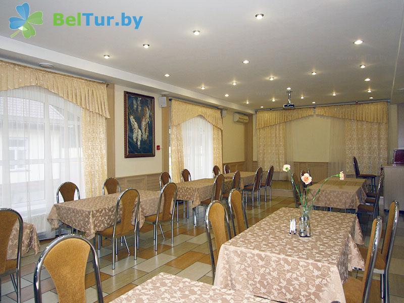 Отдых в Белоруссии Беларуси - дом отдыха Лидия - Ресторан