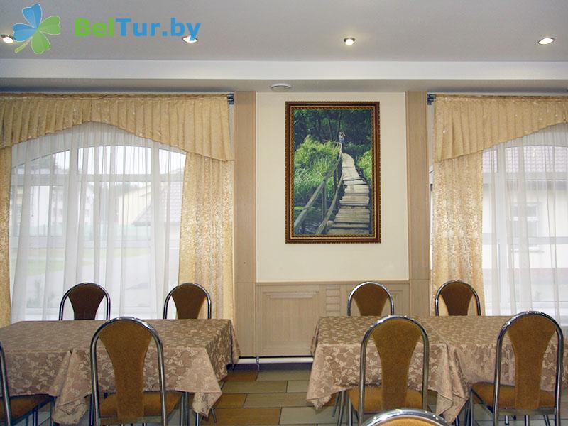 Отдых в Белоруссии Беларуси - дом отдыха Лидия - Банкетный зал