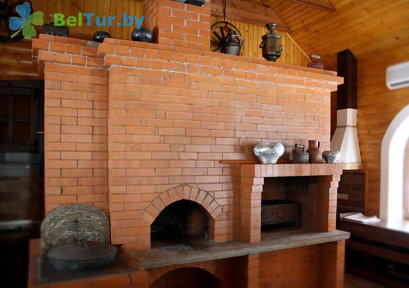 Отдых в Белоруссии Беларуси - дом отдыха Лидия - Кафе
