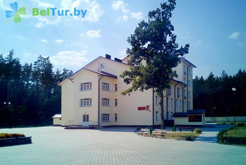Отдых в Белоруссии Беларуси - дом отдыха Лидия - корпус P, R
