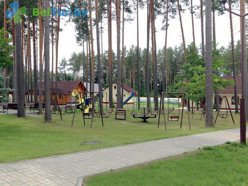 Отдых в Белоруссии Беларуси - дом отдыха Лидия - Территория и природа