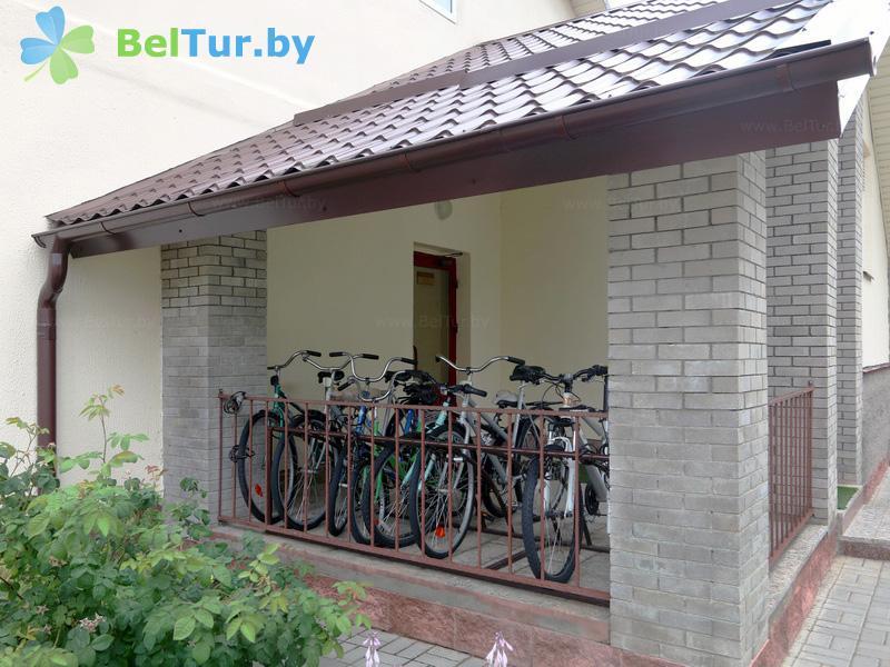 Отдых в Белоруссии Беларуси - дом отдыха Лидия - Пункт проката