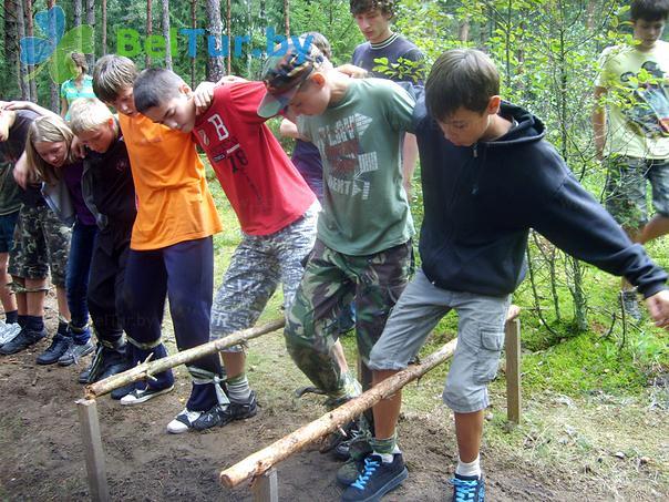 Отдых в Белоруссии Беларуси - детский оздоровительный лагерь Родник - Территория и природа
