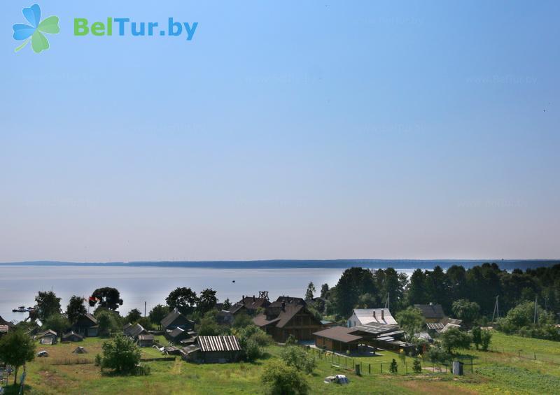 Отдых в Белоруссии Беларуси - туристический комплекс Наносы - Территория и природа