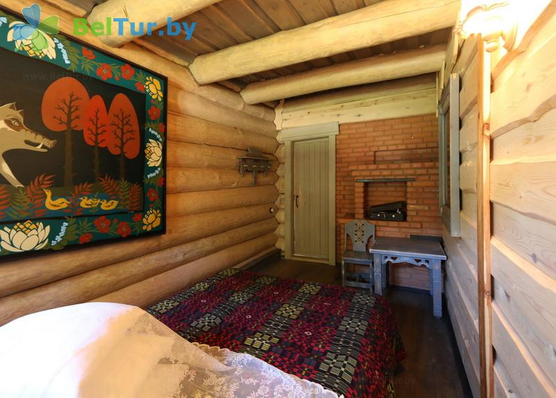 Отдых в Белоруссии Беларуси - туристический комплекс Наносы - четырехместный (корпуса №3-12 «Общинный дом»)