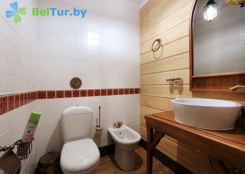 Отдых в Белоруссии Беларуси - туристический комплекс Наносы - Сауна