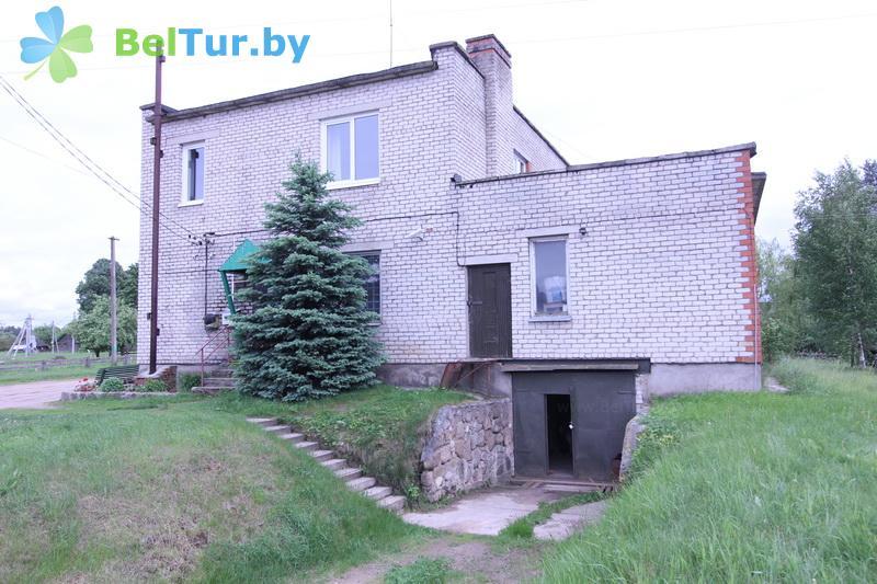 Отдых в Белоруссии Беларуси - гостевой дом Богино - Здания