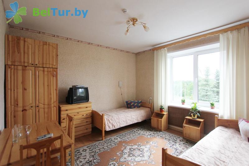 Отдых в Белоруссии Беларуси - гостевой дом Богино - двухместный однокомнатный (гостевой дом)