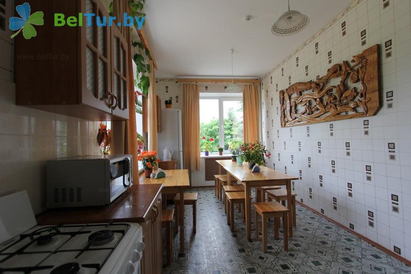 Отдых в Белоруссии Беларуси - гостевой дом Богино - Кухня