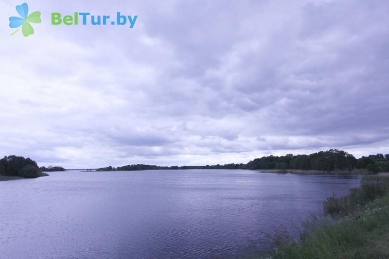 Отдых в Белоруссии Беларуси - гостевой дом Богино - Водоём